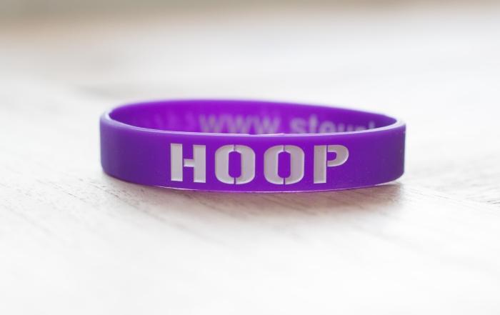 armband samenloop voor hoop